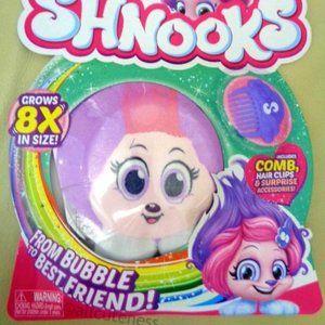 Cute Shnooks Plush